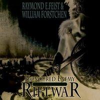 Honoured Enemy - Raymond E. Feist - audiobook