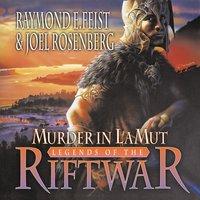 Murder in Lamut - Raymond E. Feist - audiobook