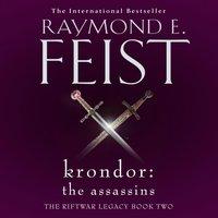 Krondor: The Assassins - Raymond E. Feist - audiobook