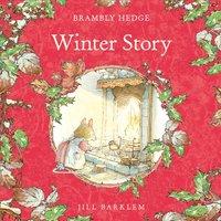 Winter Story - Jill Barklem - audiobook