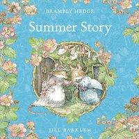 Summer Story - Jill Barklem - audiobook