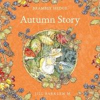 Autumn Story - Jill Barklem - audiobook