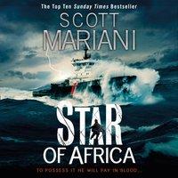Star of Africa (Ben Hope, Book 13) - Scott Mariani - audiobook