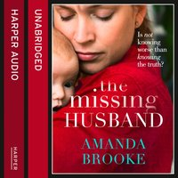 Missing Husband - Amanda Brooke - audiobook