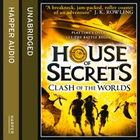 Clash Of The Worlds - Chris Columbus - audiobook