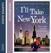 IaLL TAKE NEW YORK - Miranda Dickinson - audiobook