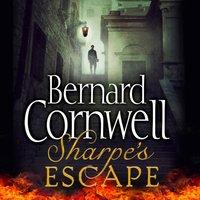 Sharpeas Escape: The Bussaco Campaign, 1810 (The Sharpe Series, Book 10) - Bernard Cornwell - audiobook