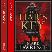 Liaras Key (Red Queenas War, Book 2) - Mark Lawrence - audiobook