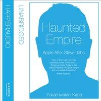 Haunted Empire - Yukari Iwatani Kane - audiobook