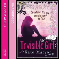 Invisible Girl - Kate Maryon - audiobook