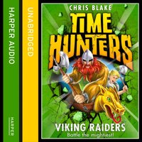 Viking Raiders (Time Hunters, Book 3) - Chris Blake - audiobook