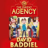 Parent Agency - David Baddiel - audiobook