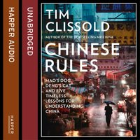 Chinese Rules - Tim Clissold - audiobook