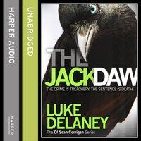 Jackdaw (DI Sean Corrigan, Book 4) - Luke Delaney - audiobook