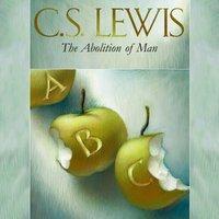 Abolition of Man - C. S. Lewis - audiobook