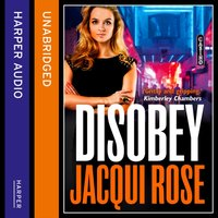 DISOBEY - Jacqui Rose - audiobook