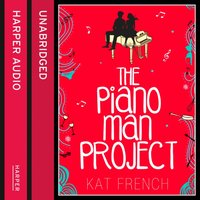 Piano Man Project - Kat French - audiobook
