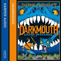 Chaos Descends - Shane Hegarty - audiobook
