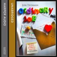 Ordinary Joe - Jon Teckman - audiobook