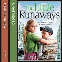 Little Runaways (Halfpenny Orphans, Book 2) - Cathy Sharp - audiobook