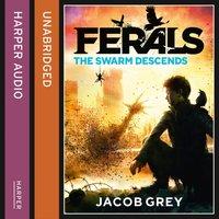 Swarm Descends - Jacob Grey - audiobook