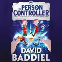 Person Controller - David Baddiel - audiobook