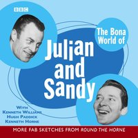 Bona World Of Julian & Sandy - Barry Took - audiobook