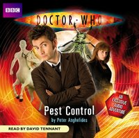 Doctor Who: Pest Control - Peter Anghelides - audiobook