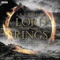 Lord of the Rings, The Return of the King - J.R.R. Tolkien - audiobook