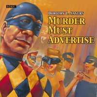 Murder Must Advertise - Dorothy L. Sayers - audiobook