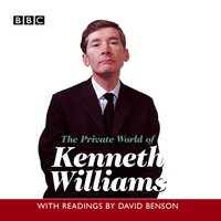 Private World Of Kenneth Williams - Kenneth Williams - audiobook