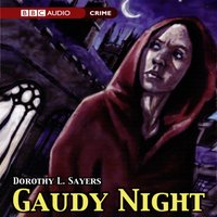 Gaudy Night - Dorothy L. Sayers - audiobook
