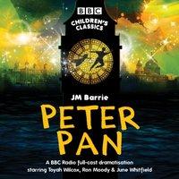 Peter Pan - J M Barrie - audiobook