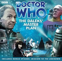 Doctor Who: The Daleks' Master Plan - Dennis Spooner - audiobook