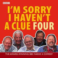 I'm Sorry I Haven't A Clue - Tim Brooke Taylor - audiobook