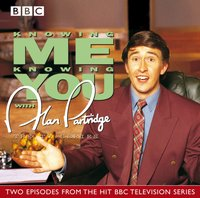 Knowing Me, Knowing You With Alan Partridge  TV Series - Armando Iannucci - audiobook