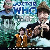 Doctor Who: Fury From The Deep (TV Soundtrack) - Frazer Hines - audiobook