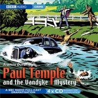 Paul Temple And The Vandyke Affair - Francis Durbridge - audiobook