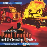 Paul Temple And The Jonathan Mystery - Francis Durbridge - audiobook