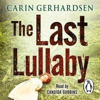 Last Lullaby - Carin Gerhardsen - audiobook