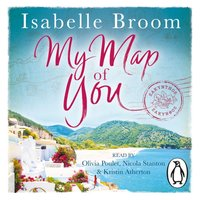 My Map of You - Isabelle Broom - audiobook