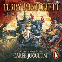 Carpe Jugulum - Terry Pratchett - audiobook
