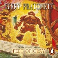 Feet Of Clay - Terry Pratchett - audiobook
