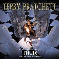 Thud! - Terry Pratchett - audiobook