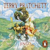 Jingo - Terry Pratchett - audiobook