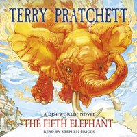 Fifth Elephant - Terry Pratchett - audiobook