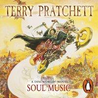 Soul Music - Terry Pratchett - audiobook