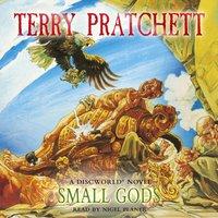 Small Gods - Terry Pratchett - audiobook