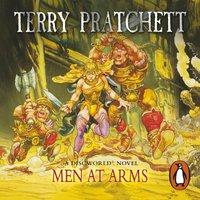 Men At Arms - Terry Pratchett - audiobook