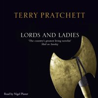 Lords And Ladies - Terry Pratchett - audiobook